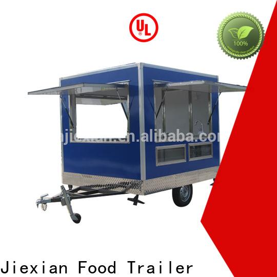 Jiexian Latest mobile food cart bulk buy