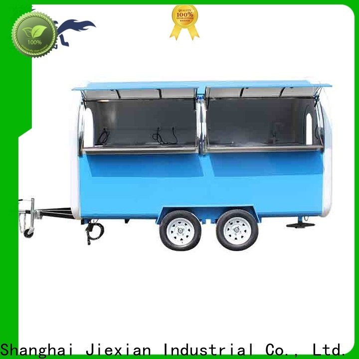 High-quality food kitchen trailer for sale for business for business