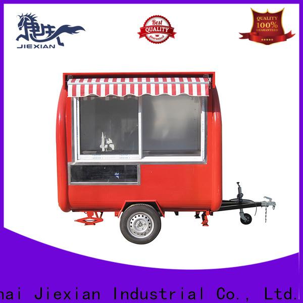 food trailer cart