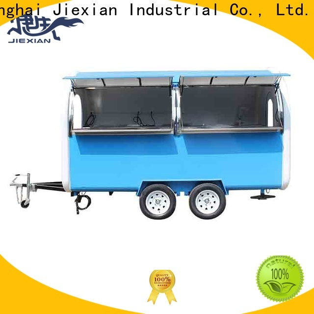 food trailer with deep fryer for sale