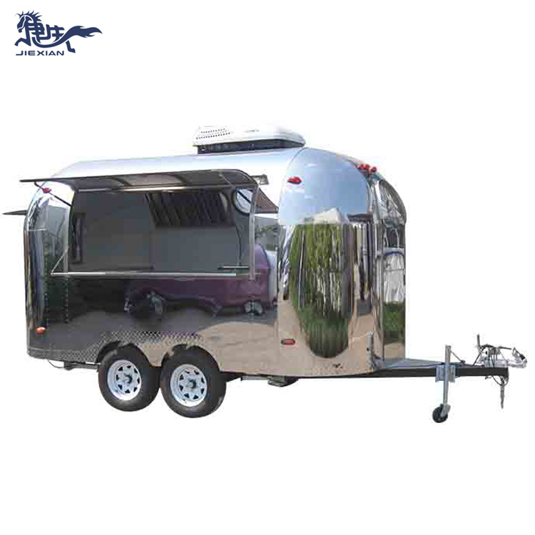 JX-BT400 Shanghai Top brand off road camper trailer manufacturers china