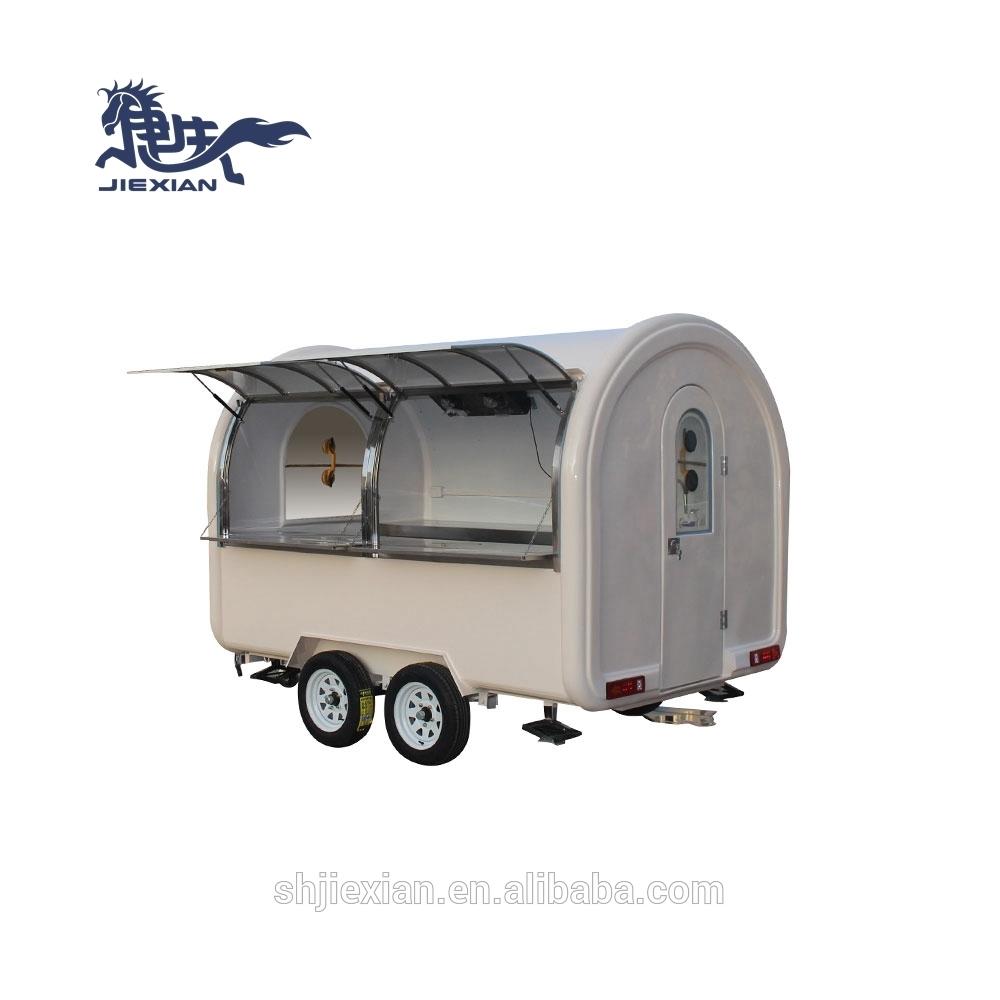 caravan food trailer